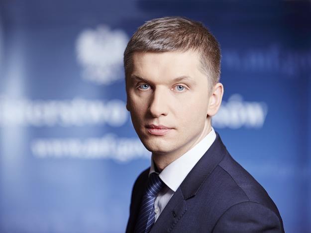 Piotr Nowak - wiceminister finansów/Fot. MF /Informacja prasowa