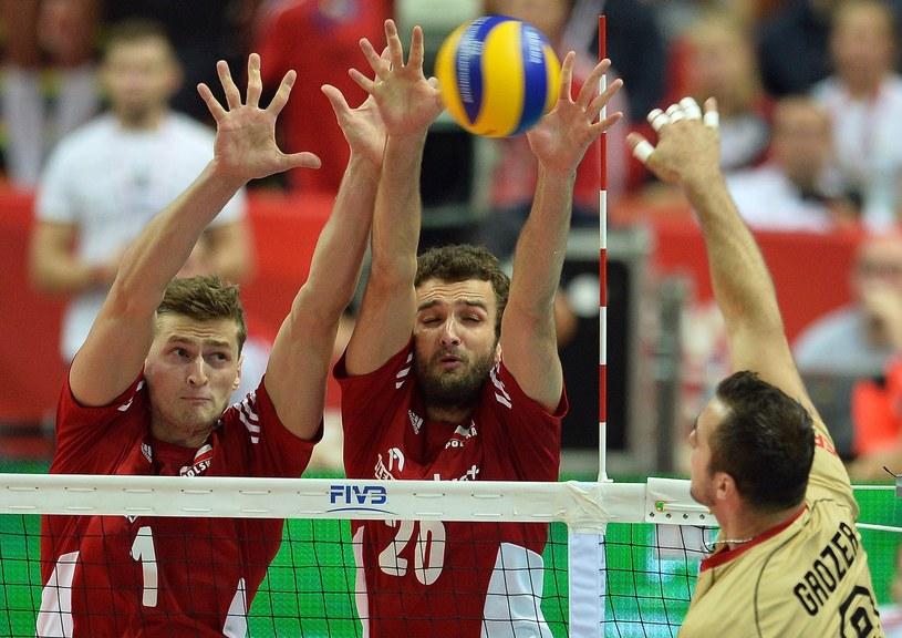 Piotr Nowakowski (z lewej) /AFP