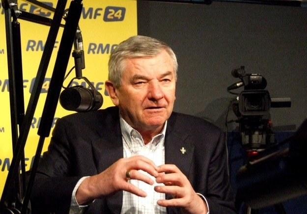 Piotr Nurowski, prezes PKOl /RMF FM