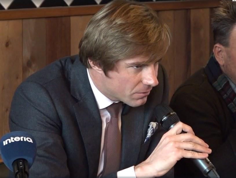 Piotr Obidziński został wiceprezesem i p.o. prezesa Wisły Kraków SA. /Michał Białoński /INTERIA.PL