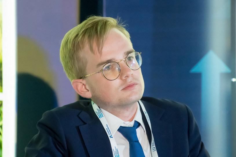 Piotr Patkowski, wiceminister finansów /Wojciech Stróżyk /Reporter