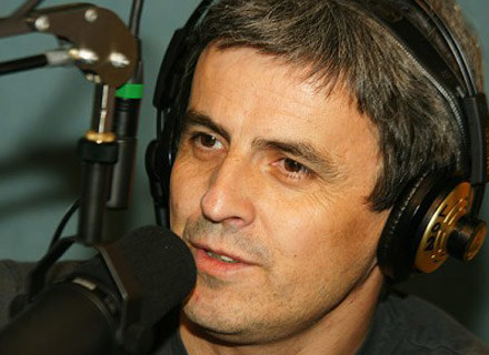 Piotr Polk - fot. Konrad Kubuśka /RMF FM