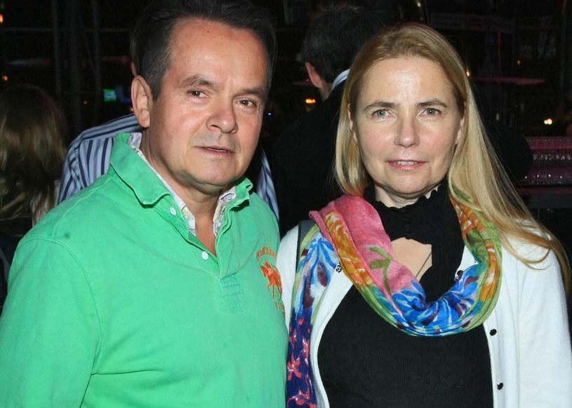 Piotr Pręgowski i Ewa Kuryło są małżeństwem od 40 lat. Wspierają się i kochają. /MWMedia