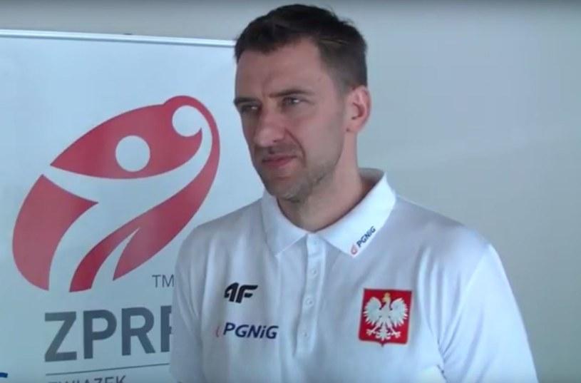 Piotr Przybecki pełni rolę trenera Orlenu Wisły oraz selekcjonera reprezentacji /