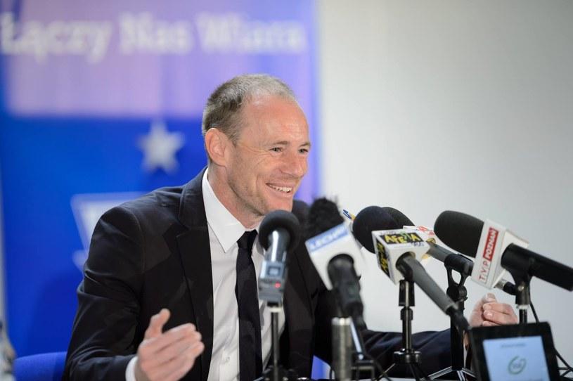 Piotr Reiss ogłosił zakończenie kariery. /Jakub Kaczmarczyk /PAP