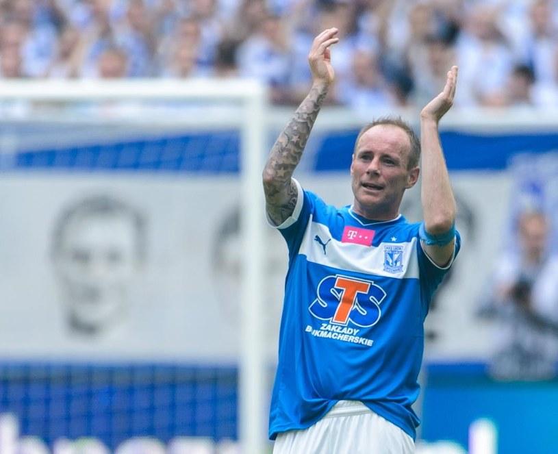 Piotr Reiss postanowił zakończyć sportową karierę /Fot. Jakub Kaczmarczyk /PAP