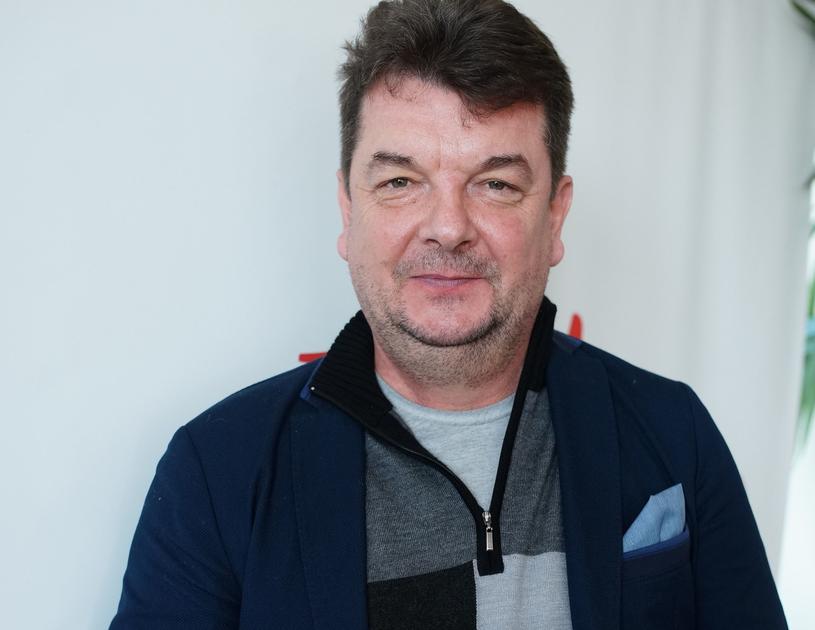 Piotr Robert Radwański /Michał Gaciarz /East News