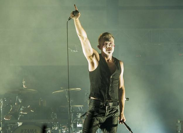 Piotr Rogucki zaśpiewał na nowej płycie Within Temptation - fot. Krzysztof Głowacki /Reporter