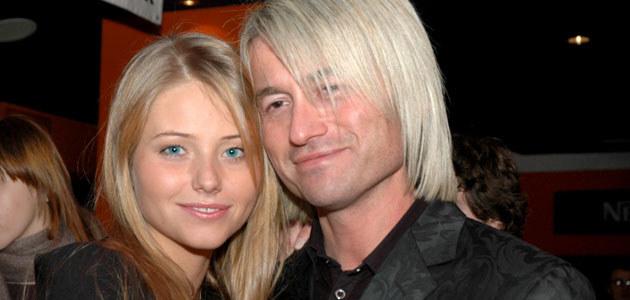 Piotr Rubik i Agata Paskudzka, fot. Andrzej Szilagyi  /MWMedia