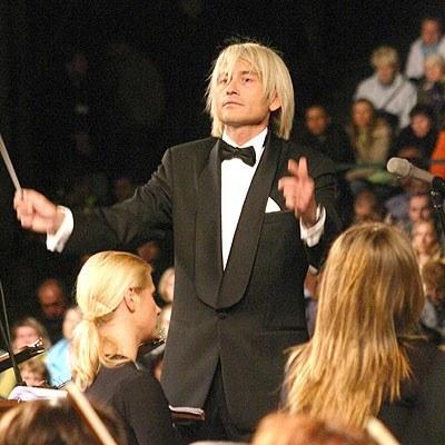 "Piotr Rubik, kompozytor oratorium ""Tu es Petrus"" /fot. Andrzej Głuc"