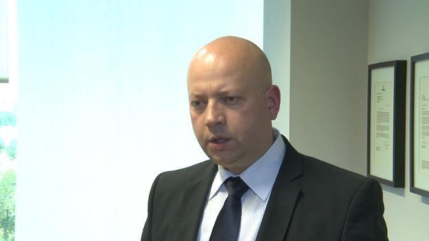 Piotr Samson, rzecznik koalicji polskich producentów, dystrybutorów i instalatorów kolektorów /Newseria Biznes