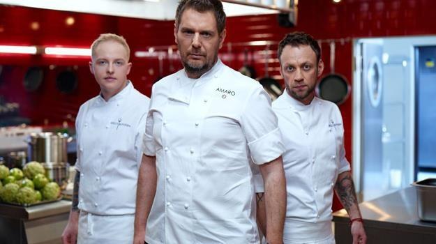 Hells Kitchen Piekielna Kuchnia Pomocnicy Diabła Film