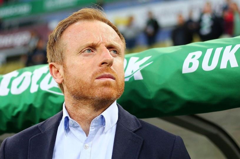 Piotr Stokowiec, trener Lechii /Piotr Matusewicz /East News