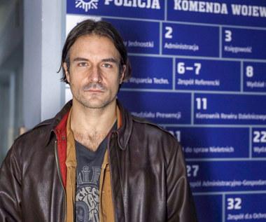 Piotr Stramowski o aktorstwie: To nie jest stały zawód