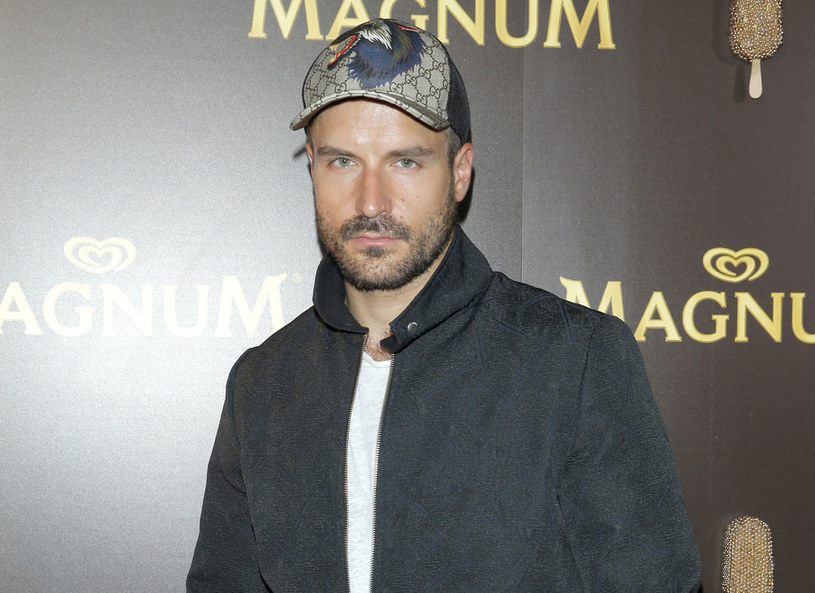 Piotr Stramowski. Pokaz mody Magnum /Podlewski /AKPA