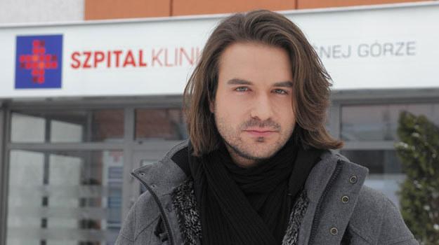 """Piotr Strumowski, który """"był odpowiedzią"""" w naszym konkursie /Agencja W. Impact"""