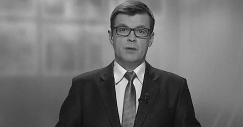 Piotr Świąc zginął w wypadku samochodowym na Kaszunach /TVP3 Gdańsk /