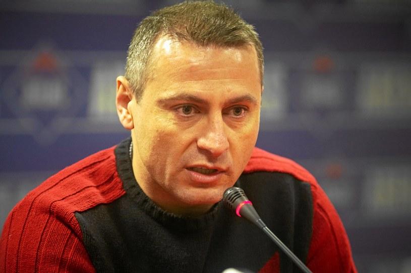 Piotr Świerczewski /Fot. Tomasz Stańczak /