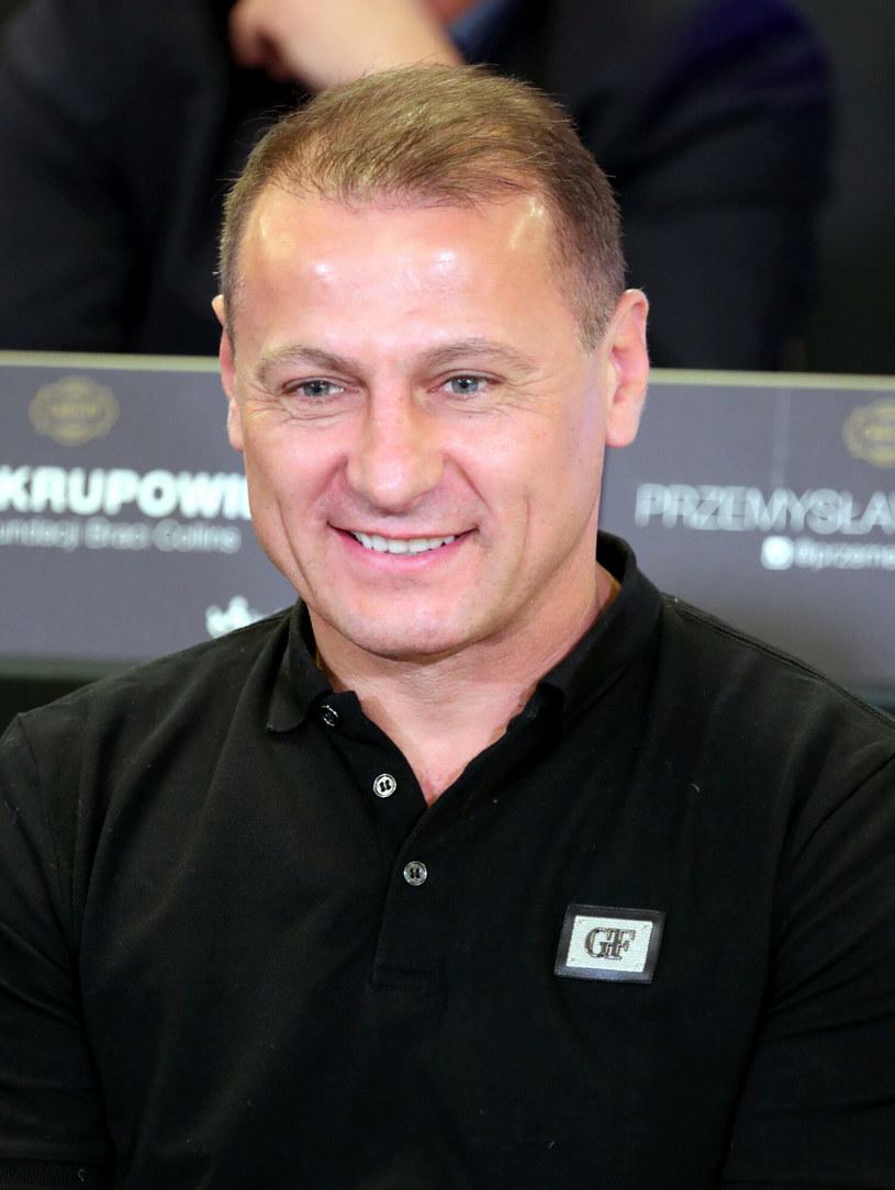 Piotr Świerczewski /Piotr Molecki/East News /East News