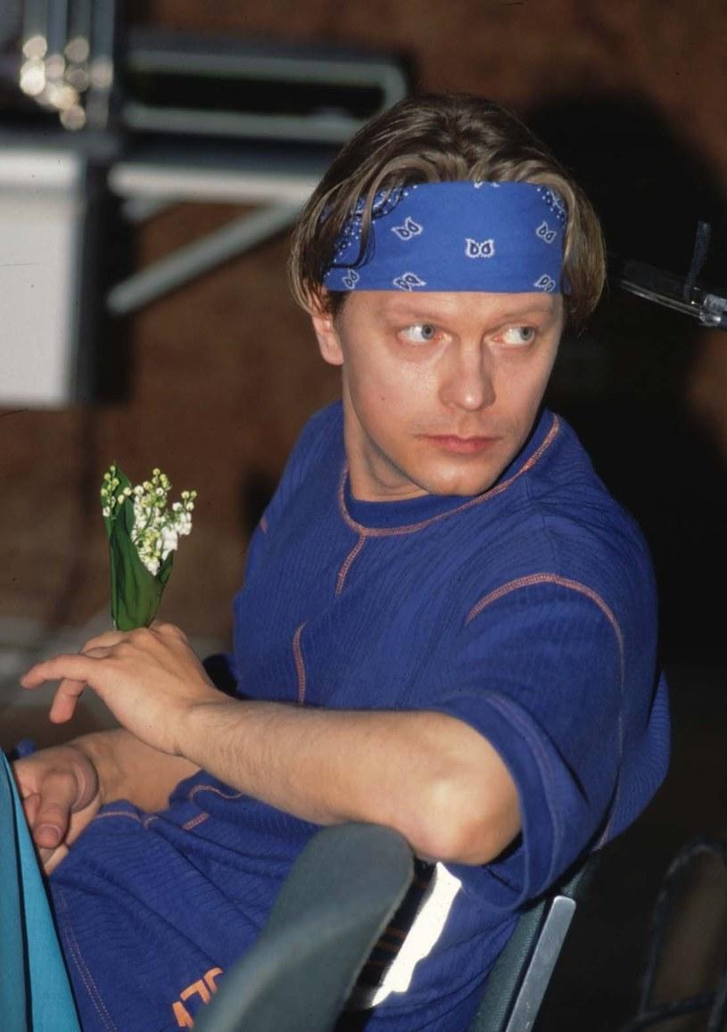 Piotr Szwedes /Krzysztof Wojda/Reporter /East News