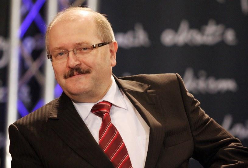 Piotr Uszok - prezydent Katowic /Marek Kuwak /Reporter