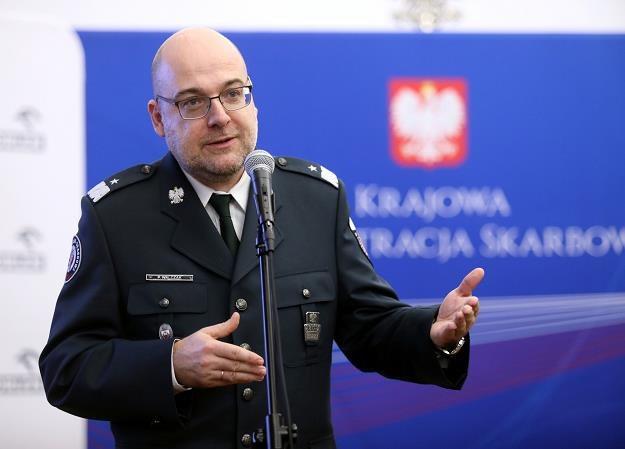 Piotr Walczak, szef KAS i nowy wiceminister finansów. Fot. Piotr Molęcki /Agencja SE/East News