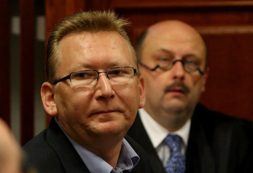 Piotr Walentynowicz i Stefan Hambura /Marek Zieliński /East News