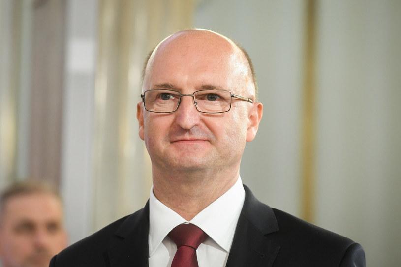 Piotr Wawrzyk - kandydat PiS na stanowisko RPO / Jacek Domiński /Reporter