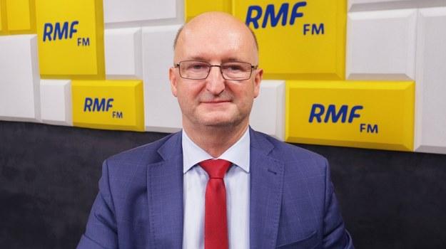 Piotr Wawrzyk /Piotr Szydłowski /RMF FM