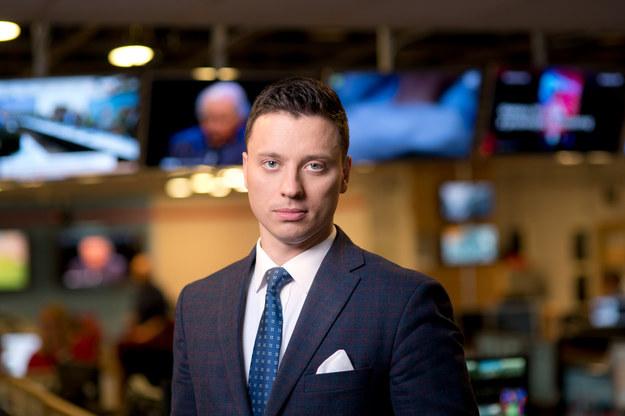 Piotr Witwicki, redaktor naczelny portalu Interia Piotr Witwicki, redaktor naczelny portalu Interia /Interia.pl /INTERIA.PL
