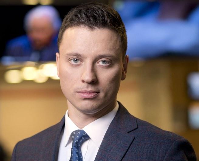 Piotr Witwicki, redaktor naczelny portalu Interia /Polsat News /materiały prasowe