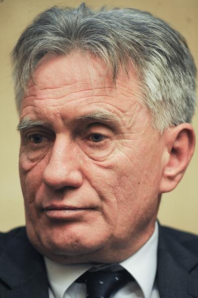 Piotr Woźniak, prezes PGNiG. Fot. Daniel Gnap /Agencja SE/East News