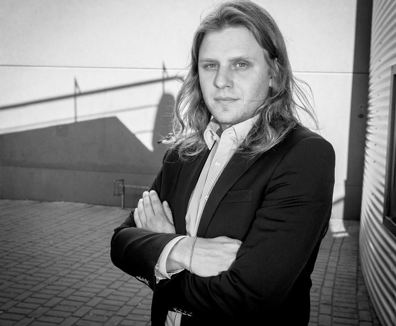 Piotr Woźniak-Starak (1980-2019) /Jacek Domiński/ Reporter /East News