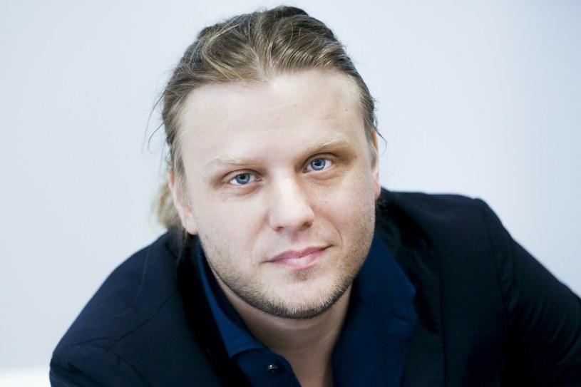 Piotr Woźniak-Starak był producentem filmowym. Miał 39 lat /Beata Zawrzel /Reporter