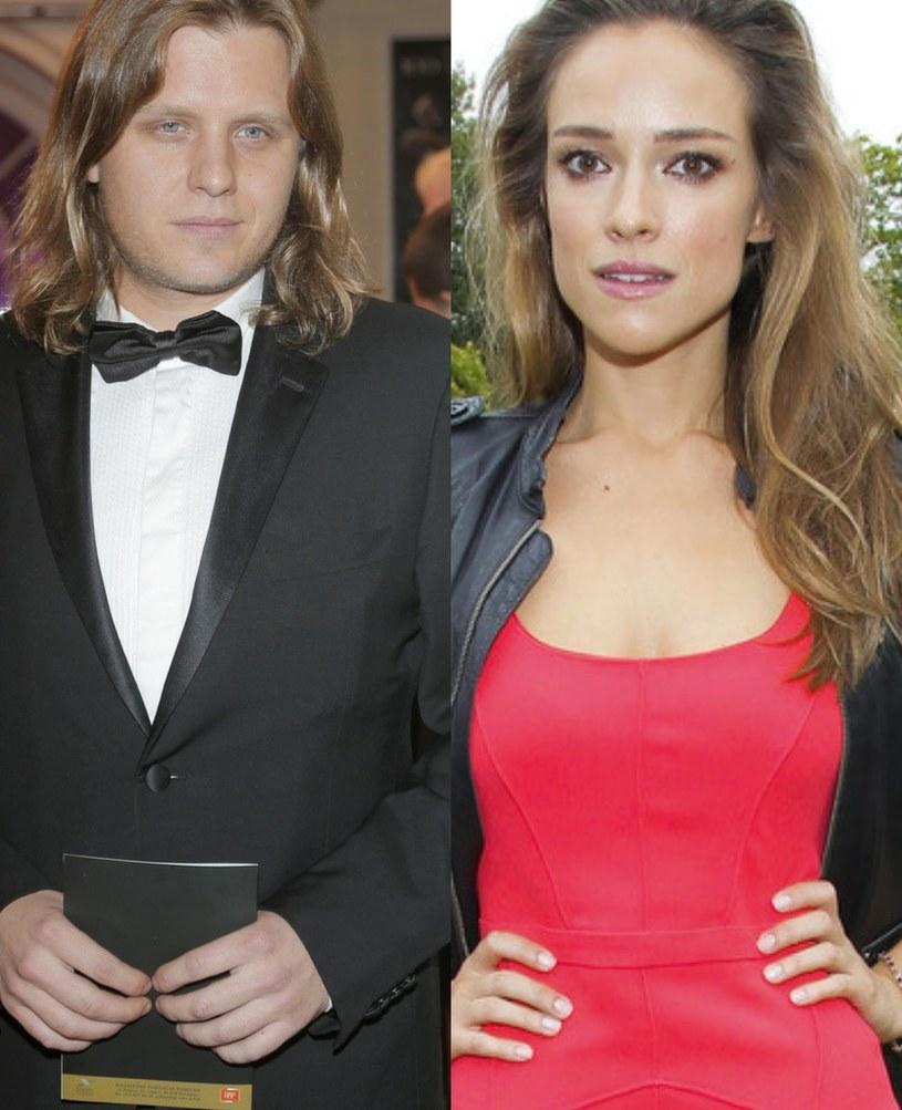 Piotr Woźniak-Starak i Alicja Bachleda-Curuś /AKPA /AKPA
