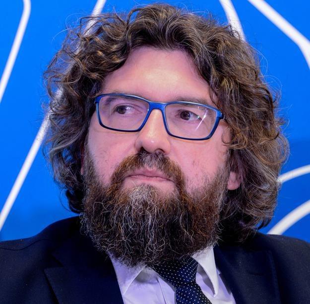 Piotr Woźny. Fot. Mariusz Gaczyński /Agencja SE/East News