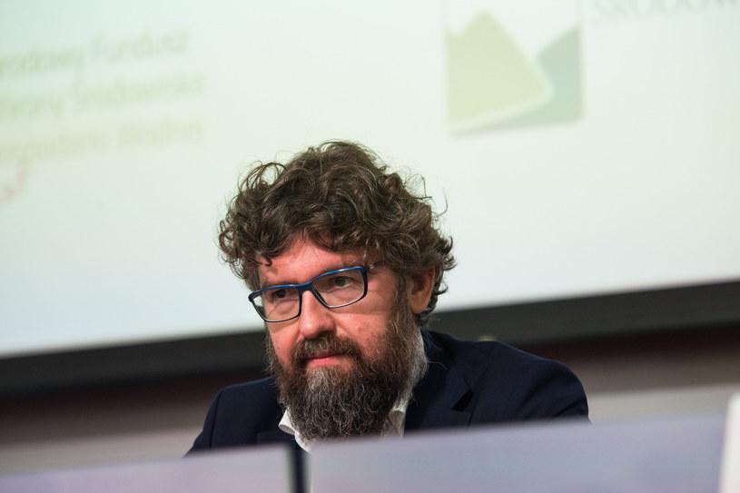 Piotr Woźny /Adam Jastrzebowski/REPORTER /Reporter