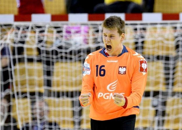 Piotr Wyszomirski, bramkarz reprezentacji Polski /AFP