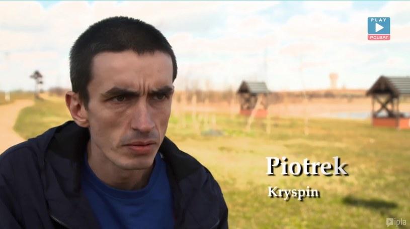 """Piotr z """"Chłopaków do wzięcia"""" /Polsat/Ipla /Polsat"""
