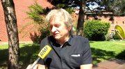 Piotr Zapart organizator zbiórki pieniędzy na budowę pomnika Sobieskiego