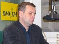 """Piotr Zaremba z """"Newsweeka"""" /RMF"""