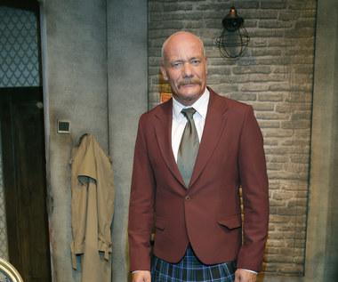 Piotr Zelt: Z wąsami i w spódnicy