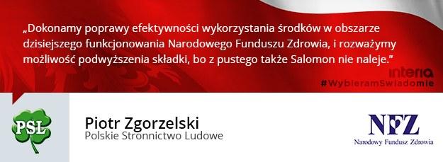 Piotr Zgorzelski /INTERIA.PL