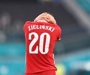 Piotr Zieliński za słaby w meczu z Leicester City. Włoskie media komentują