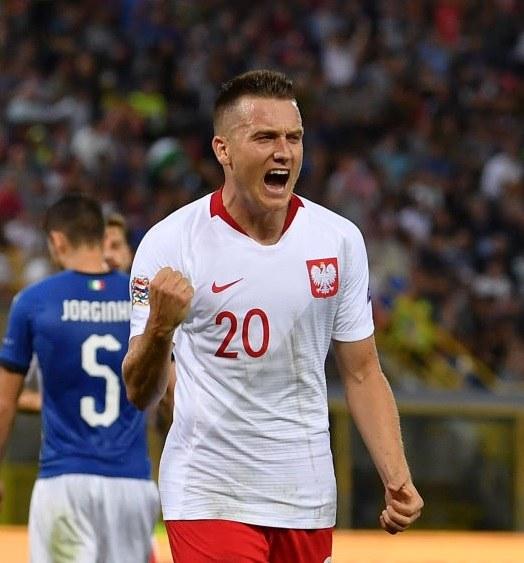 Piotr Zieliński /Valerio Pennicino /Getty Images