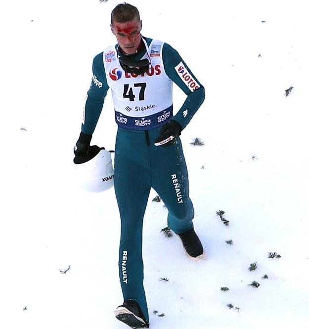 Piotr Żyła / Grzegorz Momot    /PAP