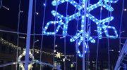 Piotrkowska rozbłysła świąteczną iluminacją