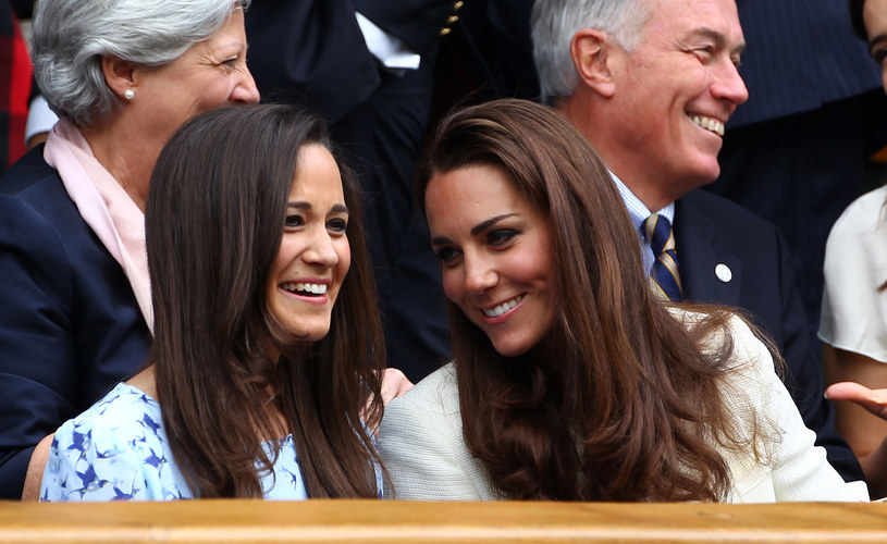 Pippa i Kate /Clive Brunskill /Getty Images