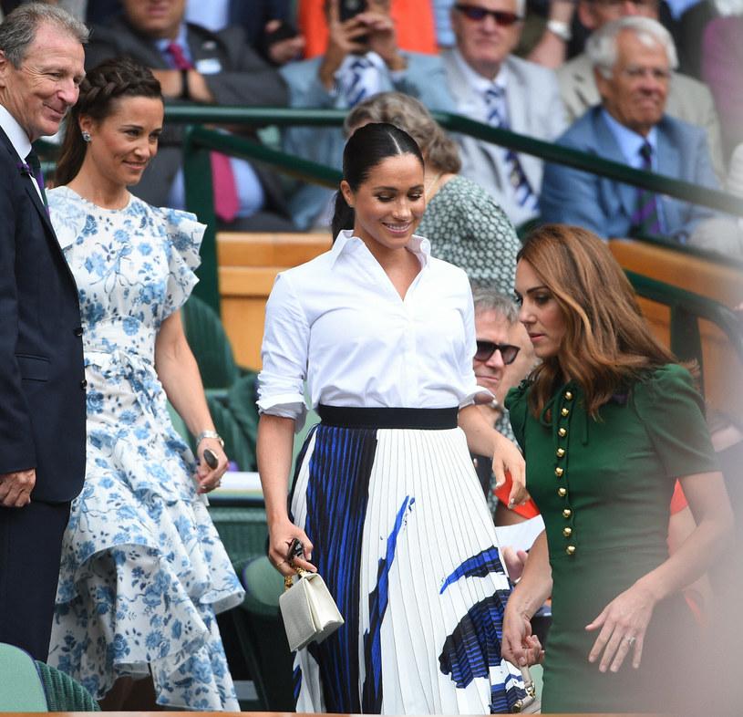 Pippa, Meghan i Kate /EastNews /East News