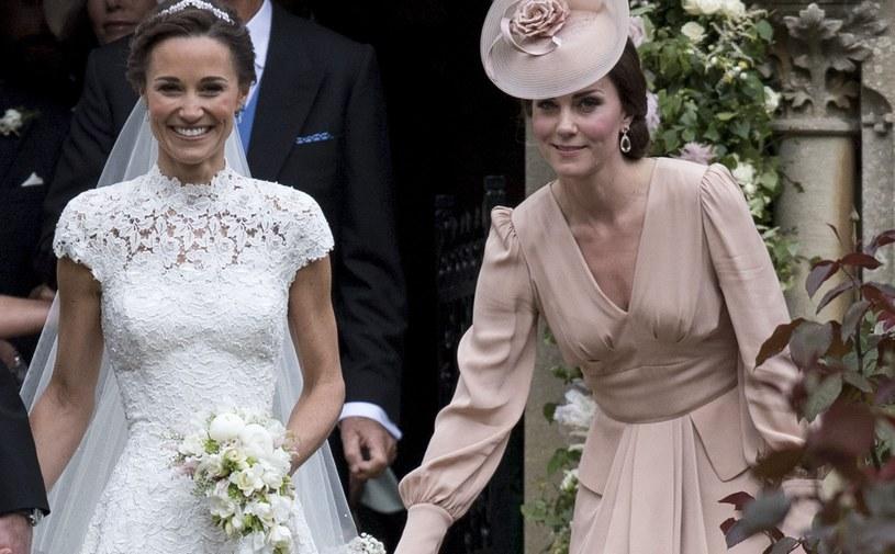 Pippa Middleton i Kate Middleton /Contributor /Getty Images